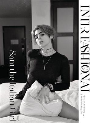 Interfashional Magazine April 2021 Vol.7 Cover 4