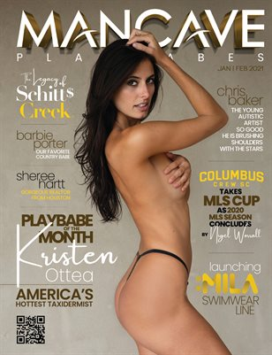 MANCAVE PLAYBABES - JAN/FEB 2021