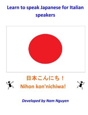 Learn to Speak Japanese for Italian Speakers