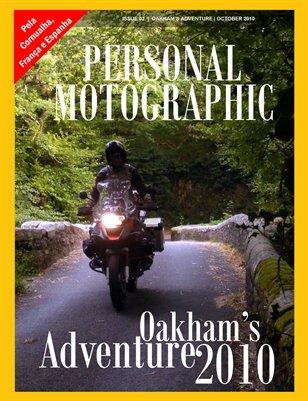 Oakham's Adventure 2010
