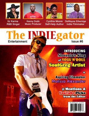 The INDIEgator (Jan 2015)