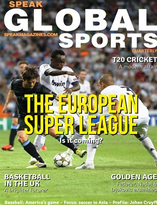 Speak Global Sports Quarterly