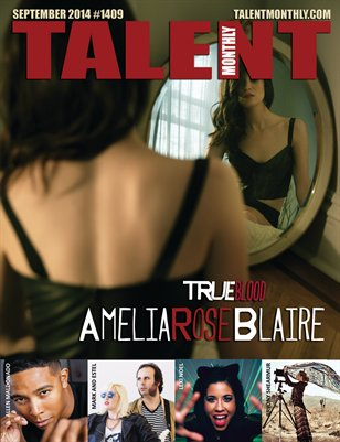Talent Monthly Magazine September 2014 #1409