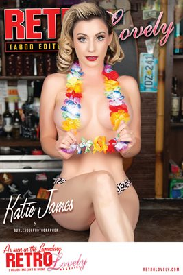 Katie James Cover Poster