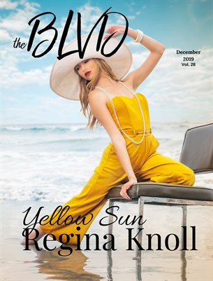 The BLVD Magazine Vol. 28 ft. Regina Knoll