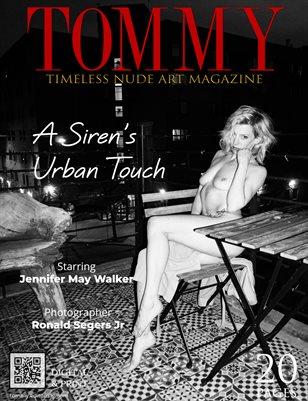 Jennifer May Walker - A Siren s Urban Touch - Ronald Segers Jr