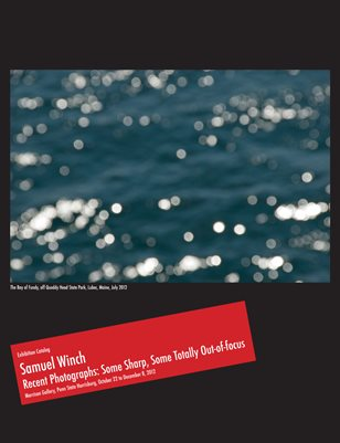 2012 Exhibition catalog