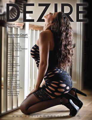 DEZIRE Magazine   Issue 16