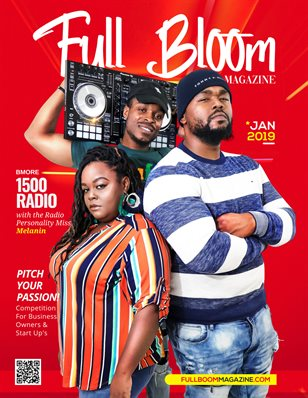Full Bloom Magazine Edition 9 1500 Radio
