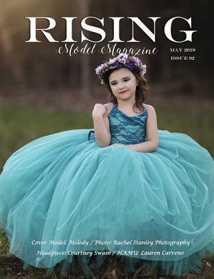 Rising Model Magazine Issue #92