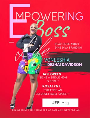 Empowering Boss Life | Double 2020 | Issue 13