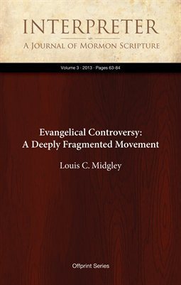 Evangelical Controversy: A Deeply Fragmented Movement