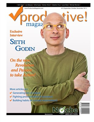 Seth Godin on the Passion to take Action!