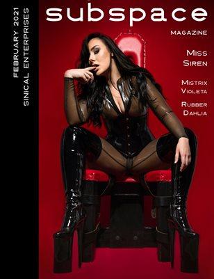 subspace Magazine February 2021