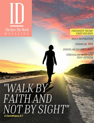 I Declare The Word Magazine Issue #1