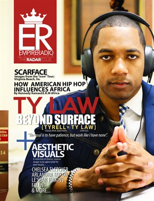 Empire Radio Magazine 'The Radar Issue'