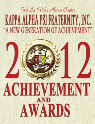 2012 Achievement and Awards