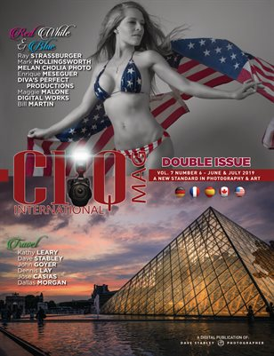 CliQ MAG INTERNATIONAL - JUNE/JULY 2019