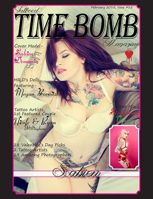 Tattooed Time Bomb Issue #15