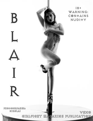 Blair - Pole Dancer | VEXO