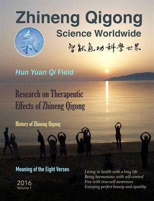 Zhineng Qigong Science Worldwide 2016 V1