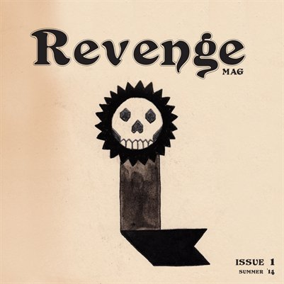 Revenge Mag Issue #1
