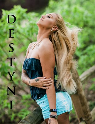 Destyni Starr - Blonde Buckeye Fashionista | Bad Girls Club Magazine