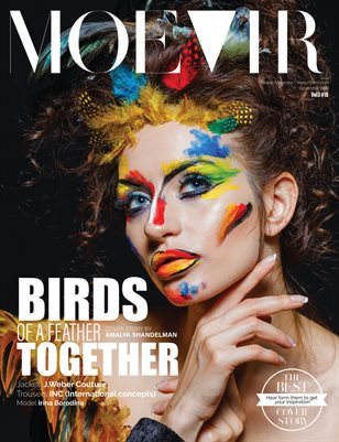 Vol3#18 Moevir Magazine November Issue 2019