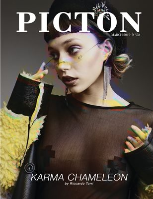 Picton Magazine MARCH 2019 N52 Cover 2