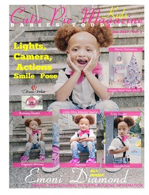 CutiePieMagazine Vol. 1