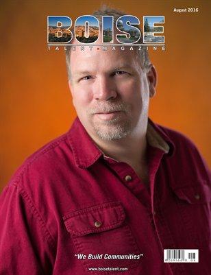 Boise Talent Magazine August 2016 Edition