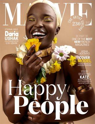 MALVIE Magazine The Artist Edition Vol 230 May 2021
