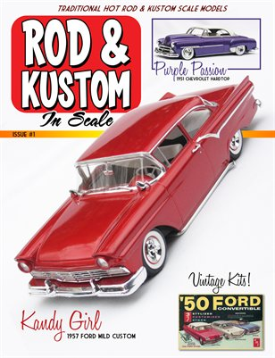 Rod & Kustom In Scale #1 - Revised Edition