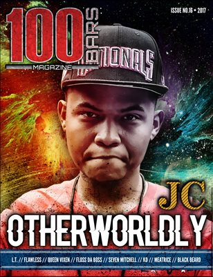 100 BARS MAGAZINE ISSUE#16