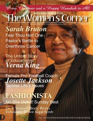 The Women's Corner_December 2011