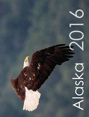 Alaska 2016 Calendar