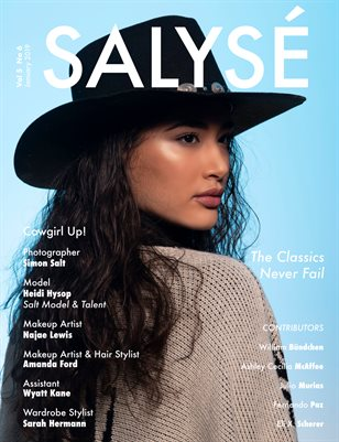 SALYSÉ Magazine | Vol 5 : No 6 | January 2019