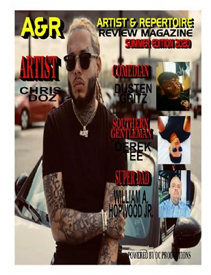 A&R Review Magazine Summer Edition 2020