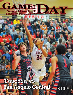 Volume 4 Issue 3 - Tascosa vs San Angelo Central