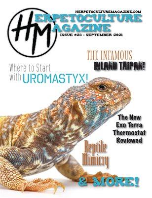 Issue #23 - September 2021