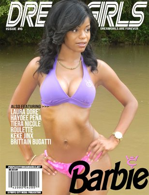 DreamGirls Issue #6 Starring VC Barbie '