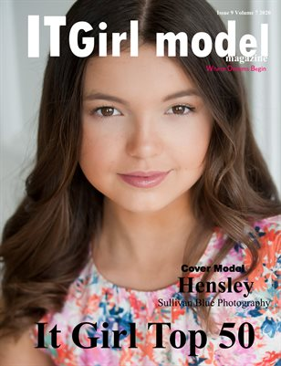 It Girl Model Magazine Issue 9 Volume 7 2020