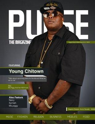 August Pulse The Magazine Artist & Model Iusse Vol. 2 July Pulse The Magazine Artist & Model Iusse Vol. 2