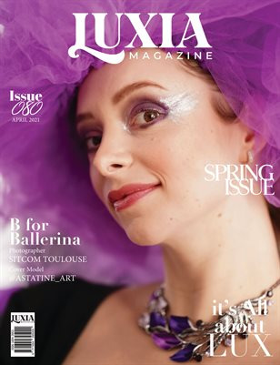 April 2021, Spring Issue, #80