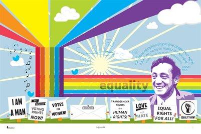 Equality: Chalice Vol 2 Art Print