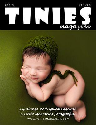 TINIES MAGAZINE|BABIES: ISSUE - SEP 2021
