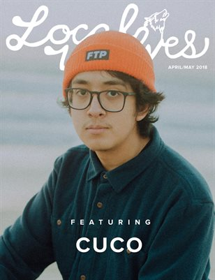 LOCAL WOLVES // ISSUE 54 - CUCO