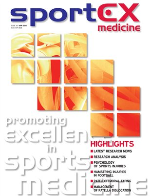 sportEX medicine April 2014 (issue 60)