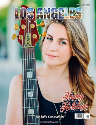 Los Angeles Talent Magazine December 2017 Edition