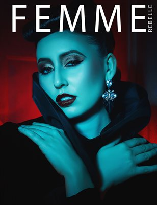 Femme Rebelle Magazine November 2018 BOOK 1
